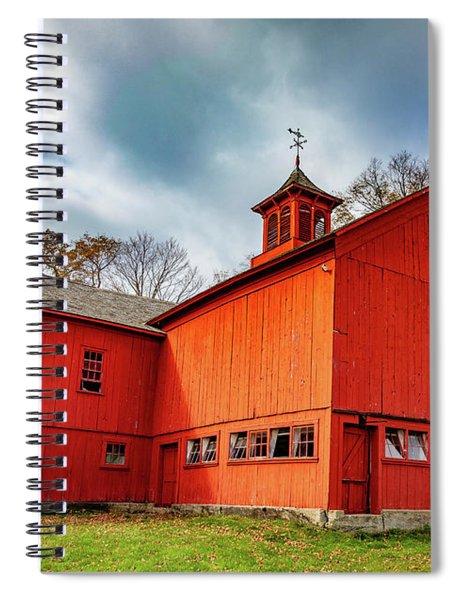 William Cullen Bryant Barn 2 Spiral Notebook