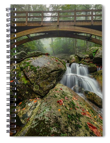 Wilson Creek Bridge Spiral Notebook