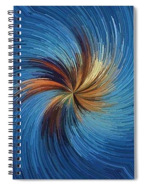Windy Palms Spiral Notebook