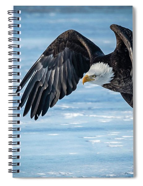 Wingin It Spiral Notebook