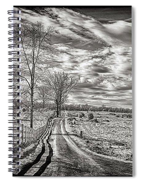 Wizard Spiral Notebook