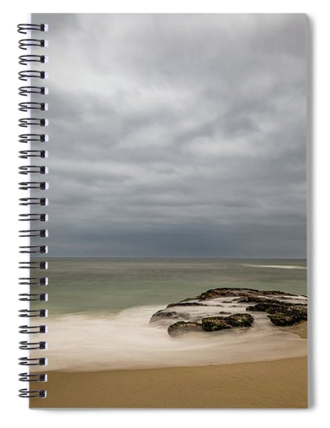 Wnd3 Spiral Notebook