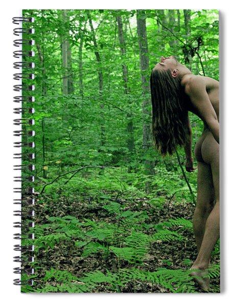 Woods Spiral Notebook