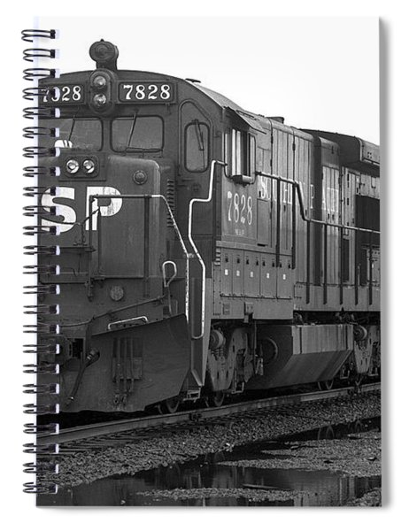 Work Horse Spiral Notebook