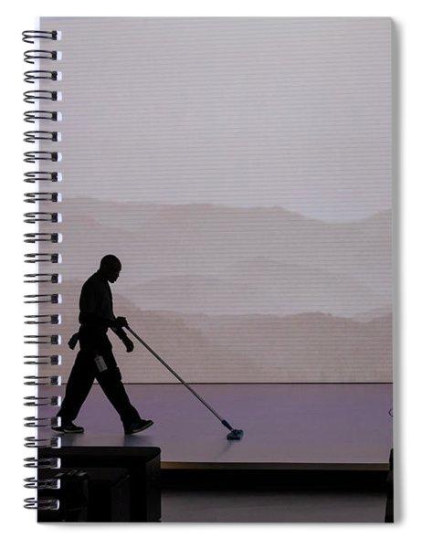 Work Spiral Notebook