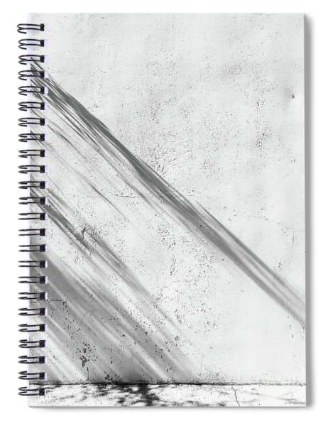 Work Of The Shadow Spiral Notebook
