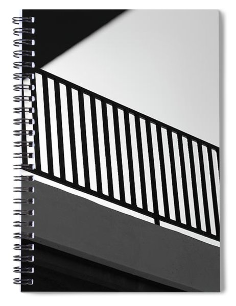 Working All The Angles Spiral Notebook
