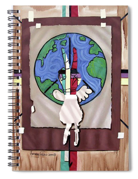 World Peace Spiral Notebook