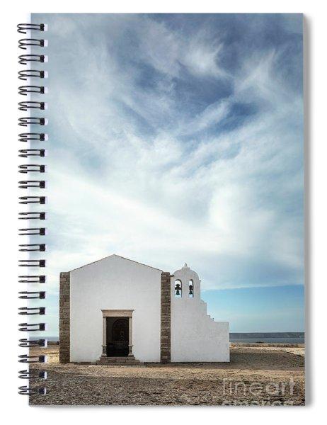 Worship Me Spiral Notebook