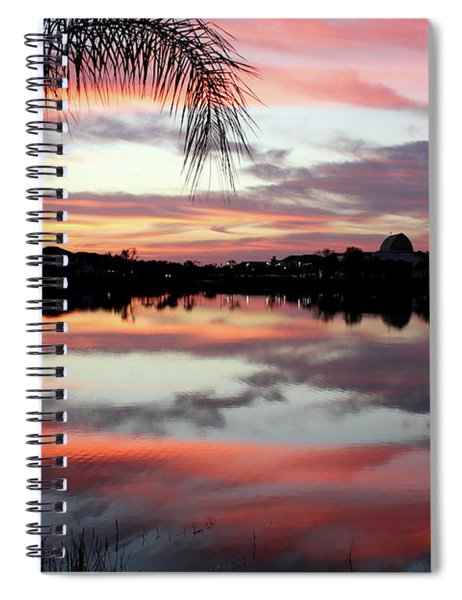 Wow Factor Florida Spiral Notebook