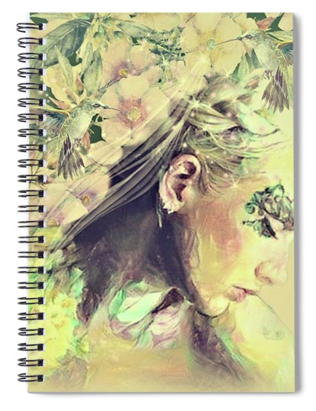 To Sleep And To Dream Spiral Notebook