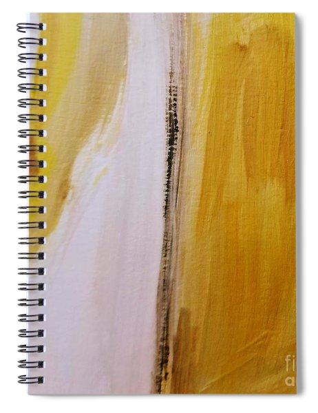 Yellow #5 Spiral Notebook
