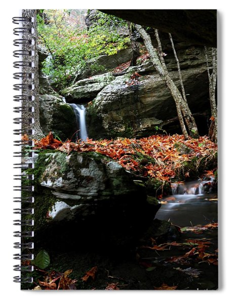 Yellow Cheek Valley Spiral Notebook