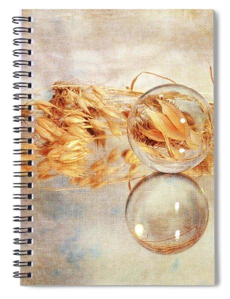 Yesterday's Seeds Spiral Notebook