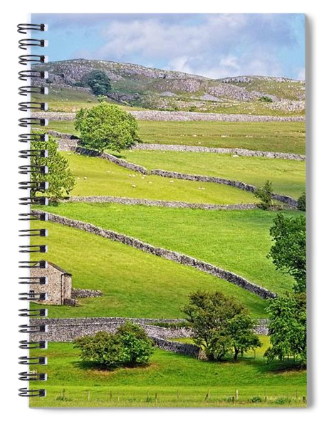 Yorkshire Dales Spiral Notebook