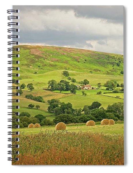 Yorkshire Landscape Spiral Notebook