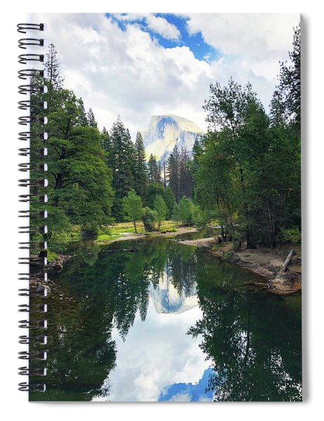Yosemite Classical View Spiral Notebook