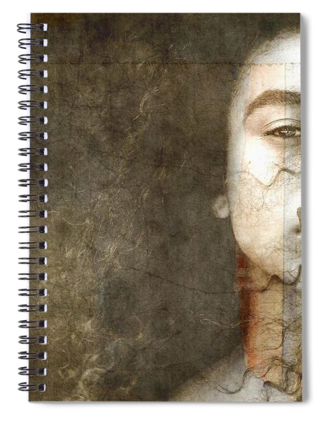 You Can't Feel My Pain Spiral Notebook