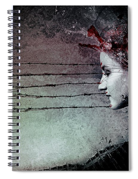 You Promised Me A Symphony Spiral Notebook