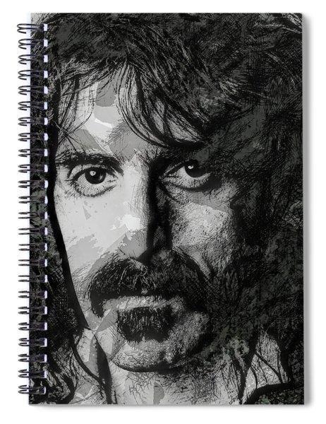 Z A P P A Spiral Notebook