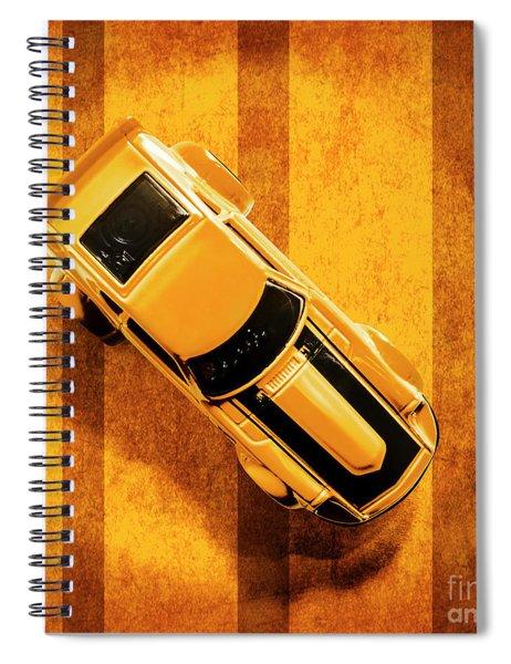 Z Spiral Notebook