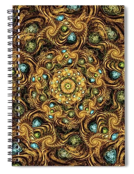 Zechariah Spiral Notebook