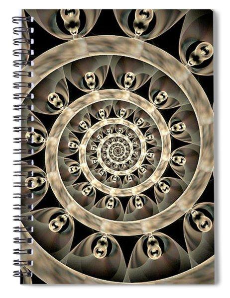 Zephaniah Spiral Notebook