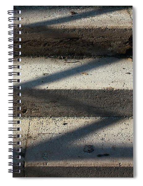 Zigzag Spiral Notebook