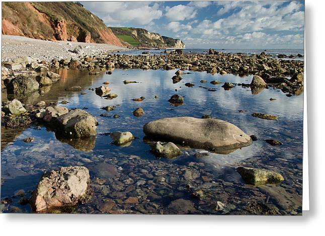 Branscombe Ebb Greeting Card