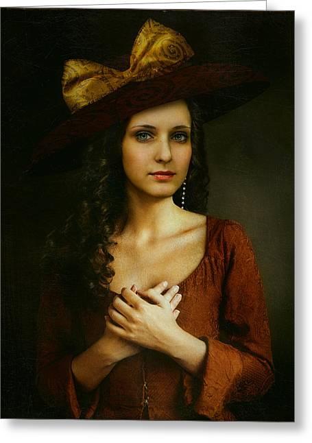 *** Greeting Card by Svetlana Melik-nubarova