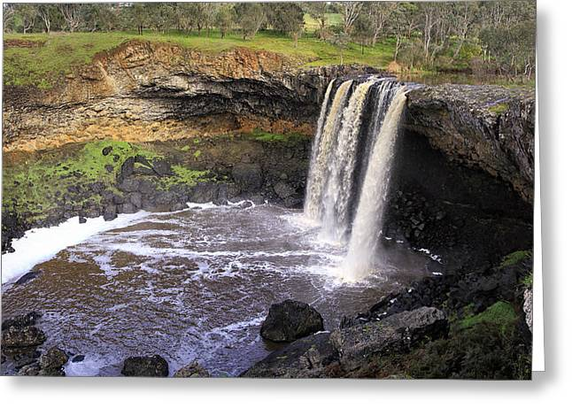 Wannon Falls Greeting Card