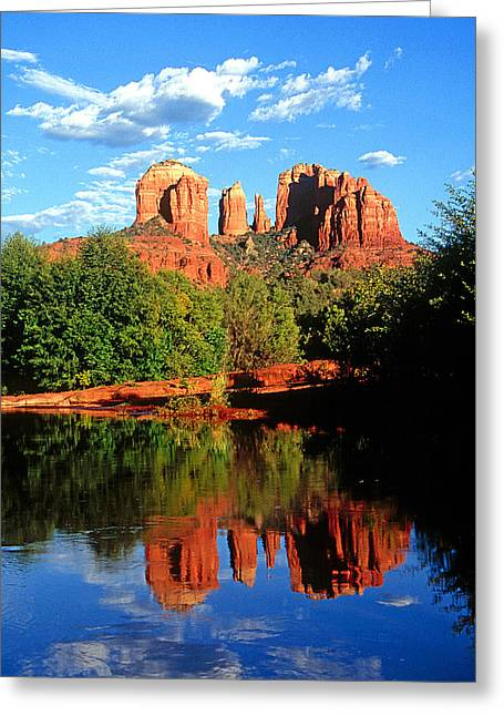0464 Sedona Arizona Greeting Card