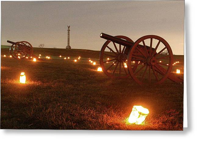 2013 Antietam - Cannon Greeting Card