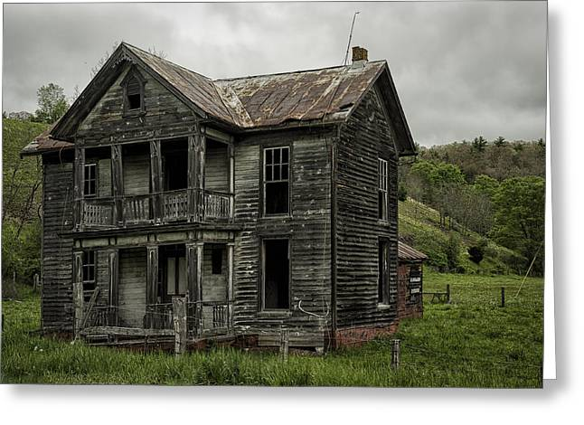 Abandoned Farm House In West Virginia Photograph By Mark