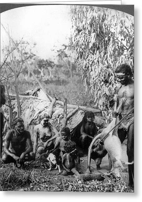Aboriginal Australians Greeting Card