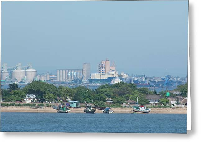 Africa, Mozambique, Maputo Greeting Card by Cindy Miller Hopkins
