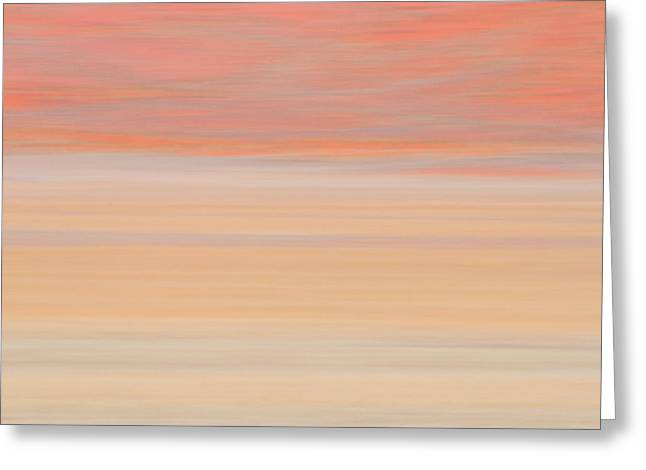 Africa, Namibia Abstract Of Heat Greeting Card by Jaynes Gallery