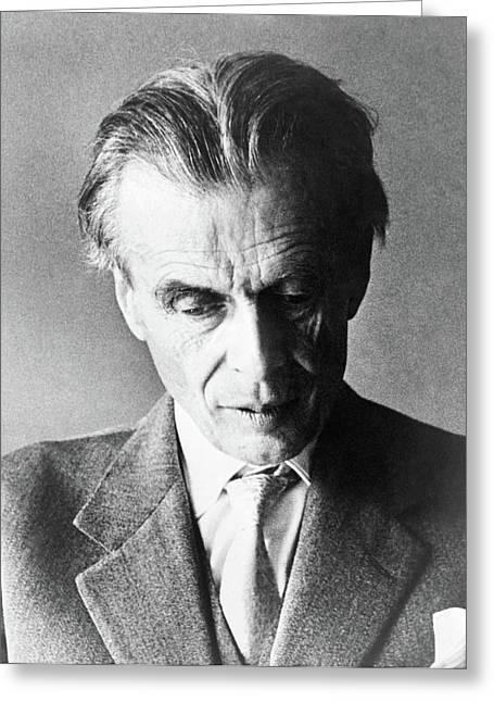 Aldous Huxley (1894-1963) Greeting Card