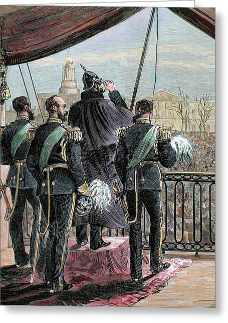 Alexander II (1818-1881 Greeting Card by Prisma Archivo