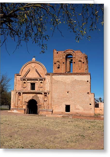 Arizona, Tumacacori National Historic Greeting Card