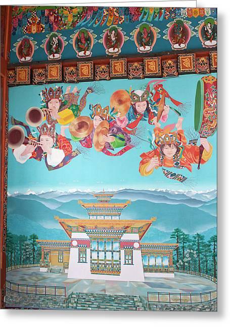 Asia, Bhutan, Dochu La Greeting Card by Jaynes Gallery