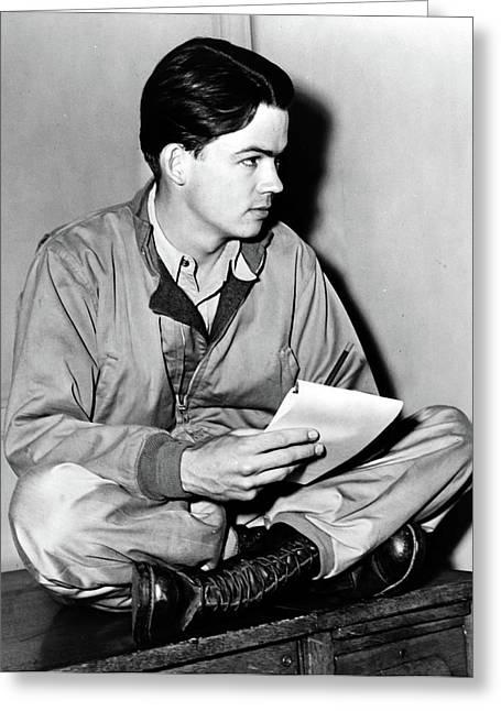 Bill Mauldin (1921-2003) Greeting Card