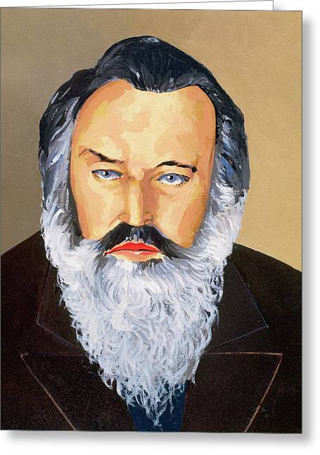 Brahms, Johannes (hamburgo, 1833-viena Greeting Card by Prisma Archivo