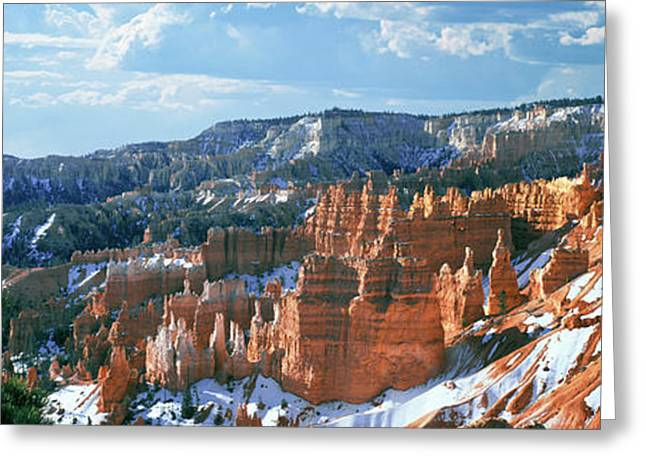 Bryce Amphitheater From Sunrise Point Greeting Card