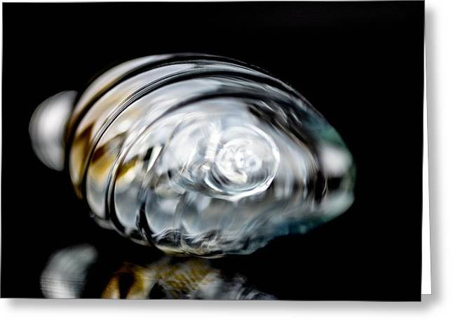 Bulb In Close-up Greeting Card by Tommytechno Sweden