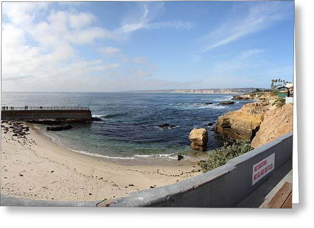Ca Beach - 121210 Greeting Card by DC Photographer