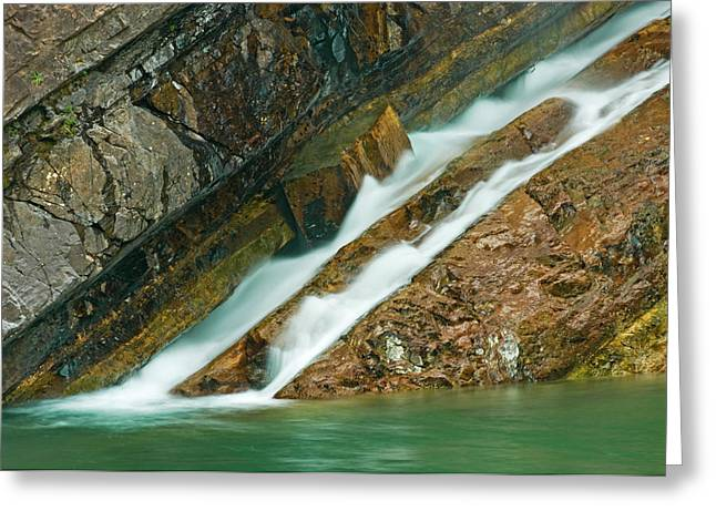 Canada, Alberta, Waterton Lakes Greeting Card by Jaynes Gallery
