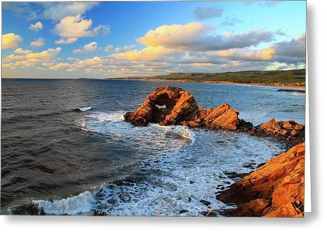 Canada, Nova Scotia, Cabot Trail Greeting Card