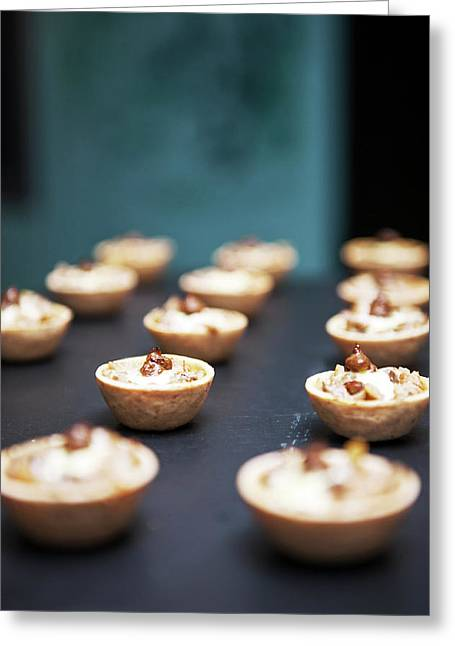Canapes Greeting Card by John Cairns Photography/oxford University Images