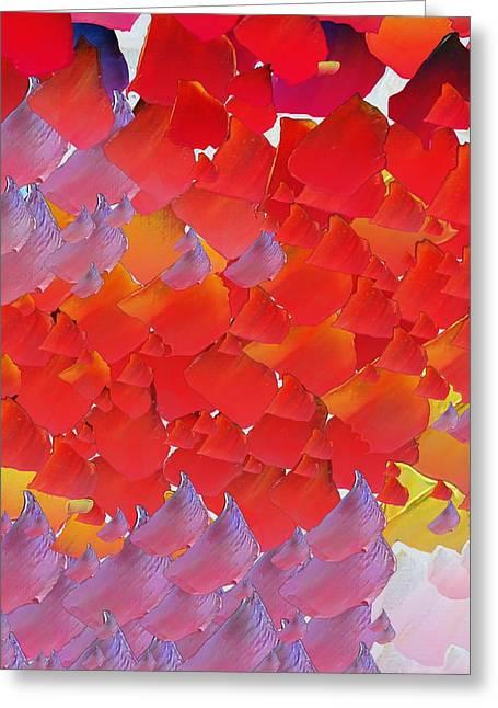 Capixart Abstract 04 Greeting Card
